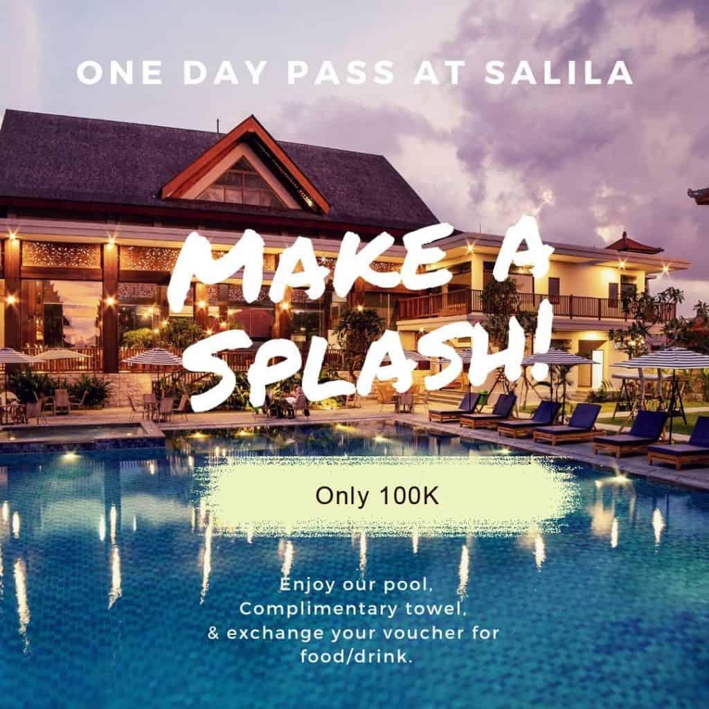 one day pass salila